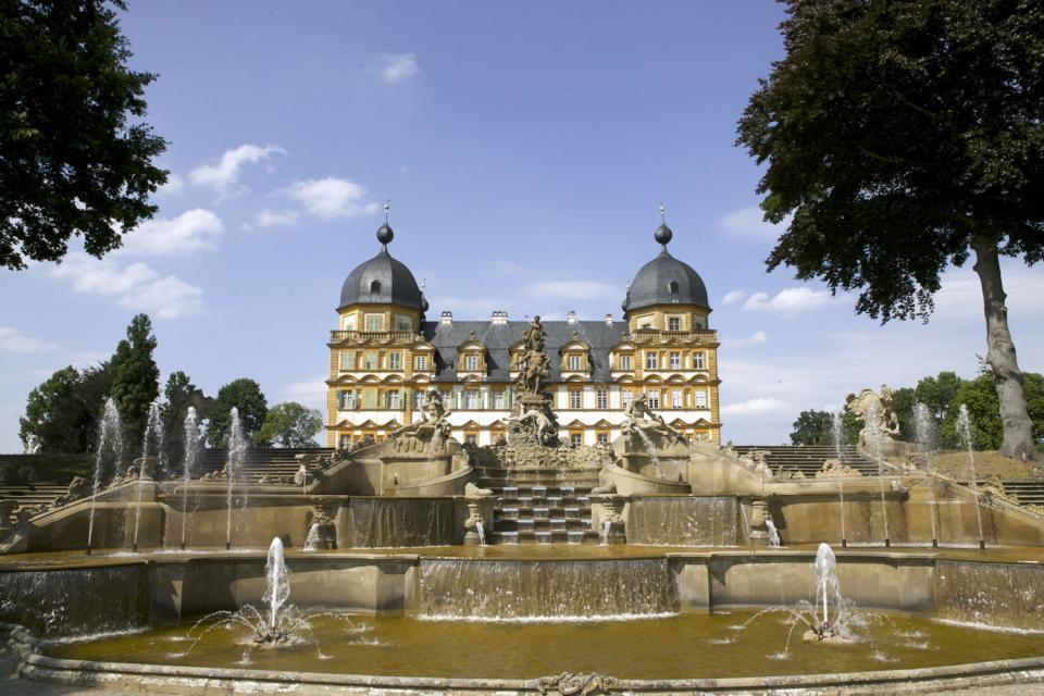 Schloss Seehof bei Memmelsdorf - FrankenTourismus/A. Hub