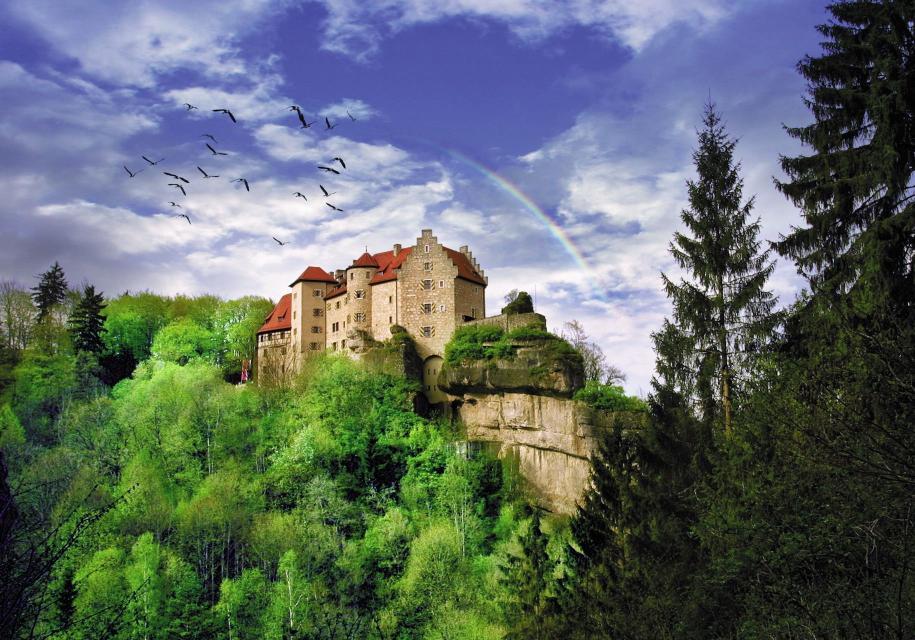 Burg Rabenstein - Gutsschenke