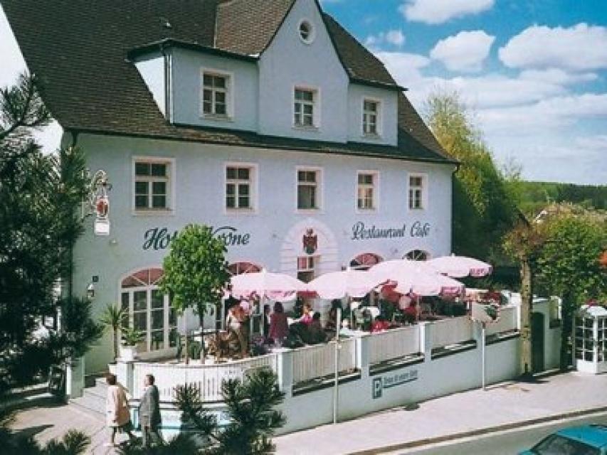 Hotel Krone - Restaurant-Cafe