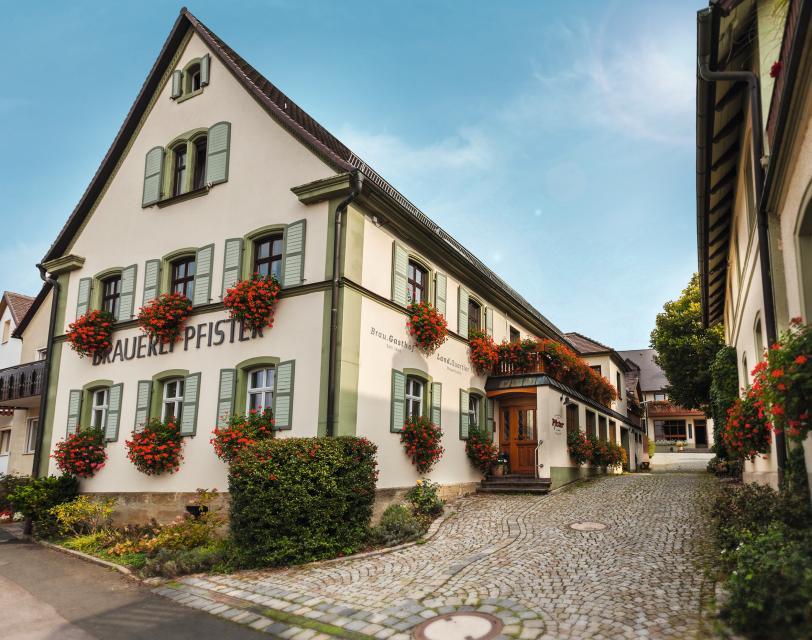 Brauereigasthof Pfister
