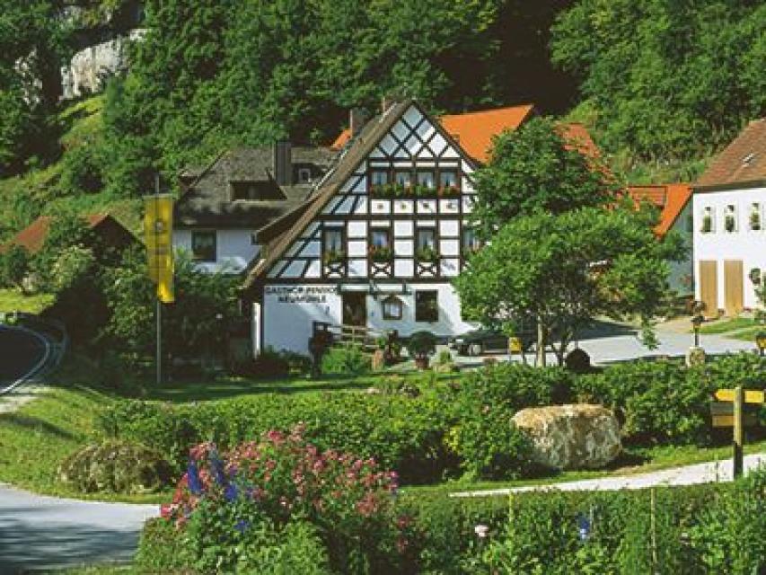 Gasthaus und Pension Neumühle