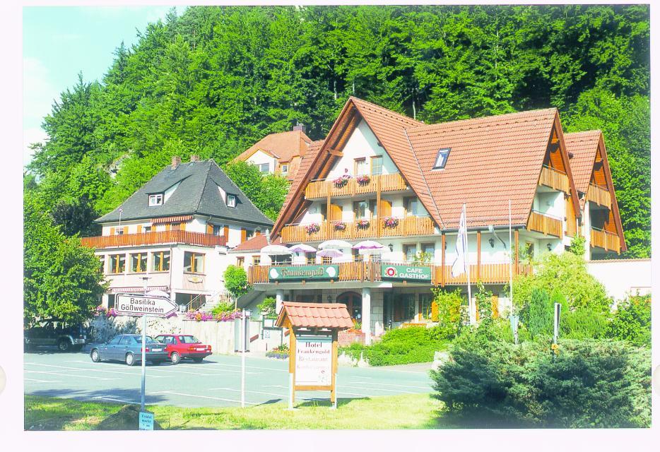 Landhotel-Gasthof Frankengold