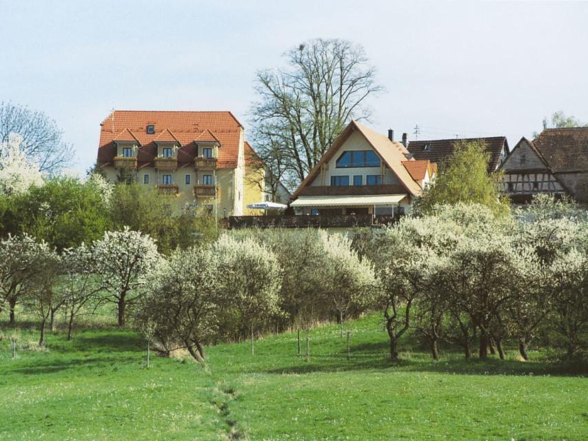 Landgasthof & Terrassencafe Schrüfer