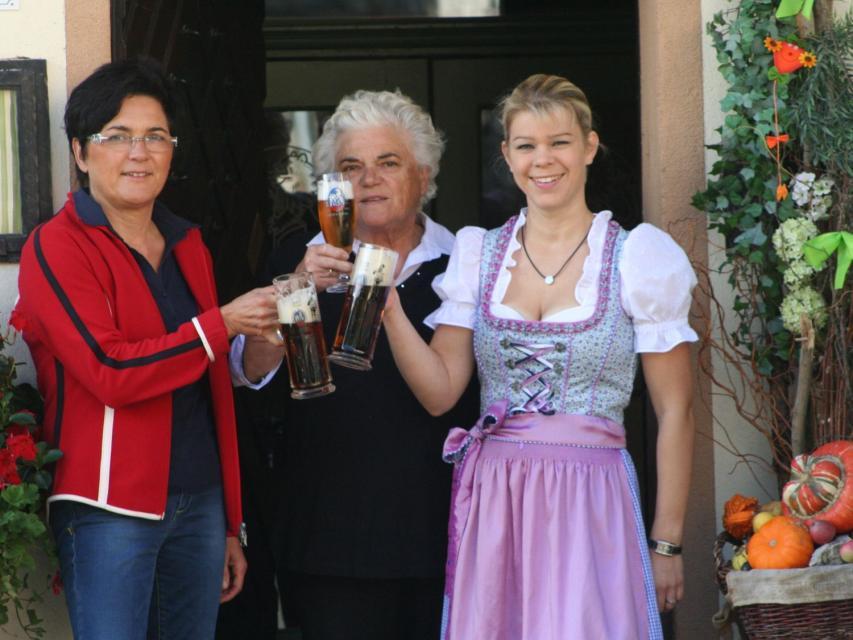 Brauerei Friedmann mit Bräustüberl & Biergarten zum Bergschlösschen