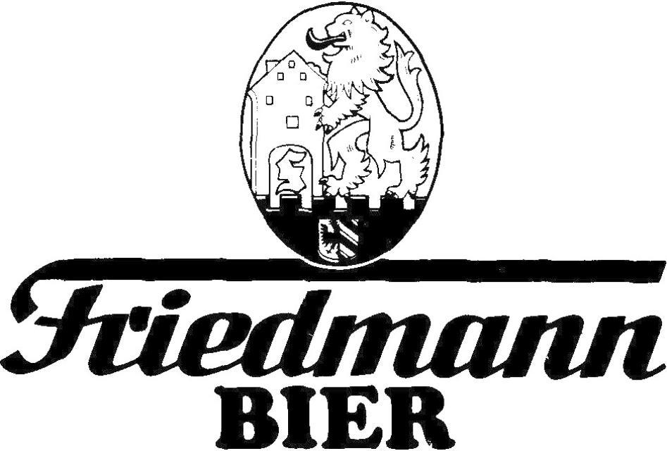 Brauerei Friedmann