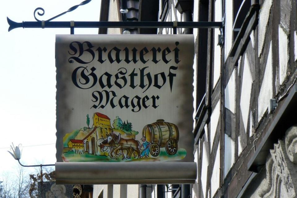 Brauerei Mager