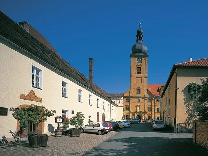Wirtshaus Klosterbrauerei Weißenohe