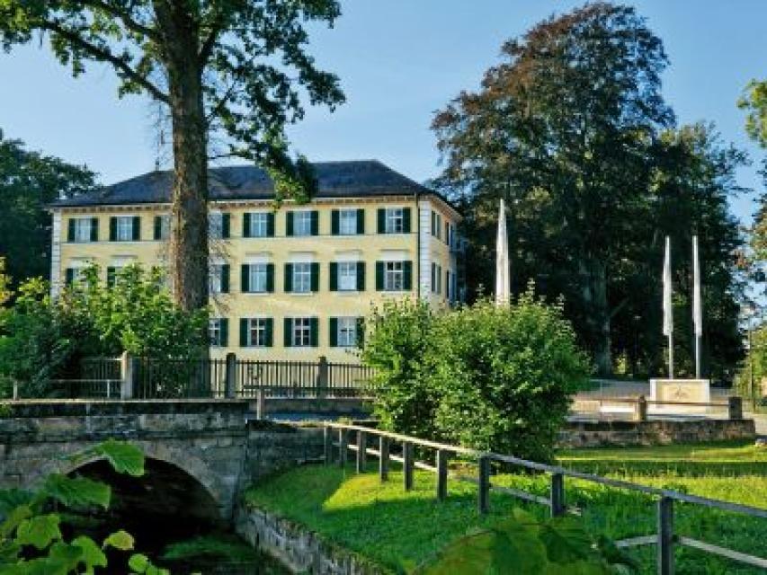 Restaurant im Hotel Schloss Burgellern
