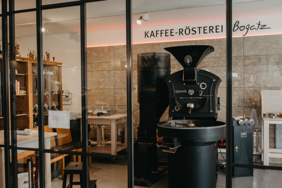 Kaffee-Rösterei Bogatz