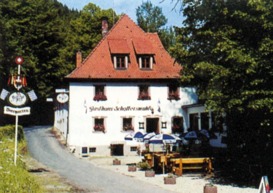 Gasthof Schottersmühle