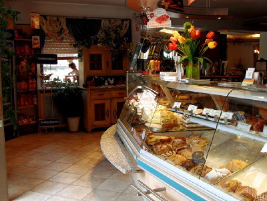 Cafe Bäckerei Müller