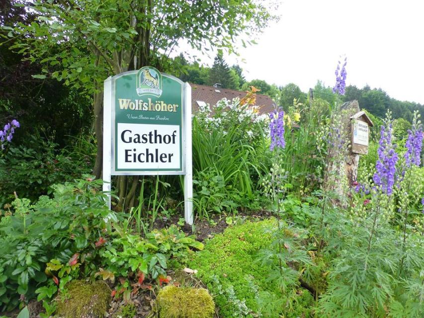 Gasthaus Eichler, Zeltplatz