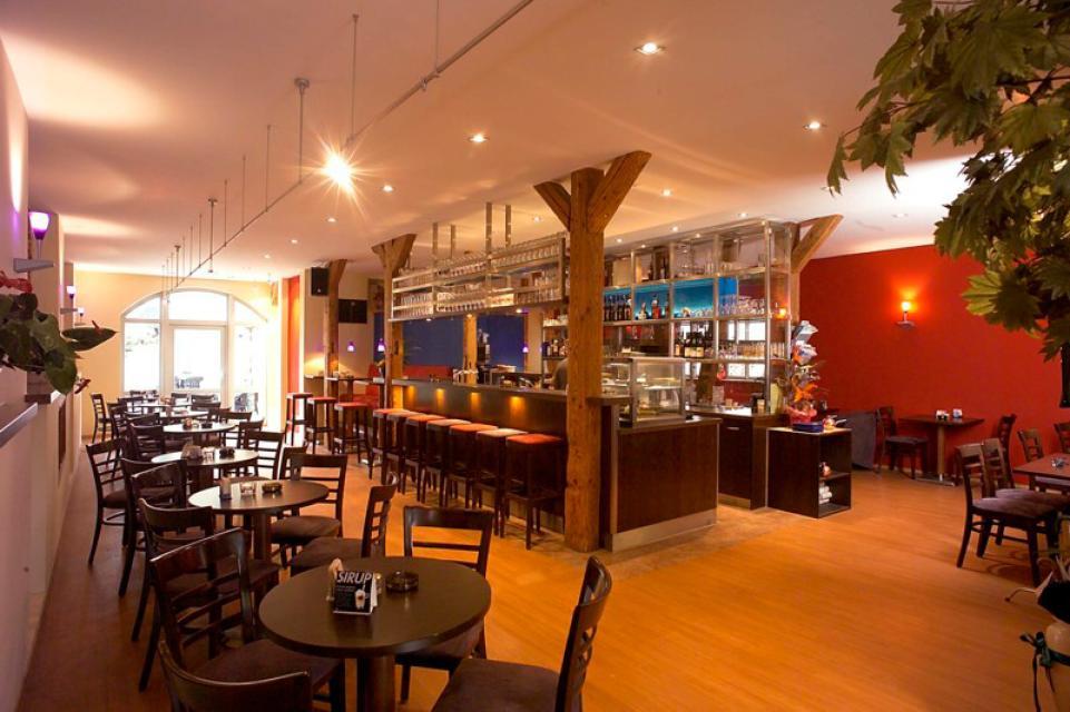 Nordlicht - Island-Bar