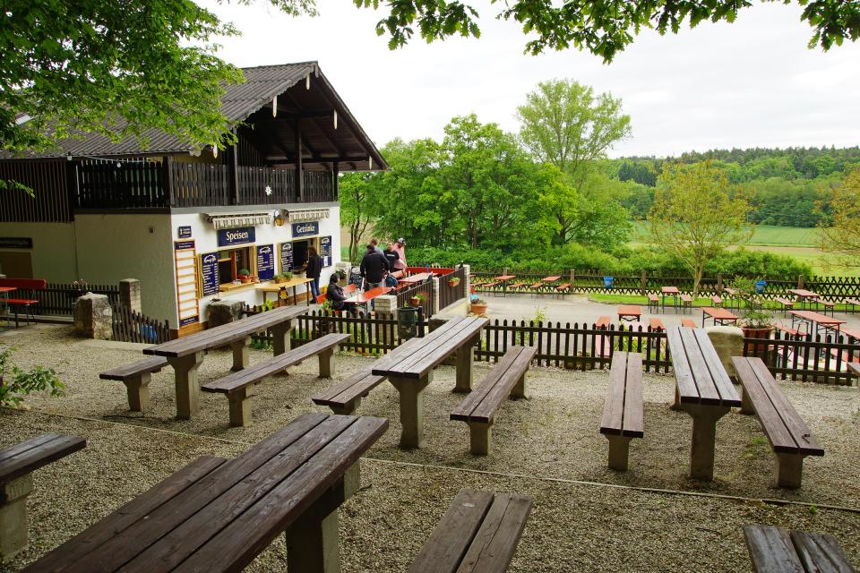 Die-Almrausch-Hütte Amlingstadt