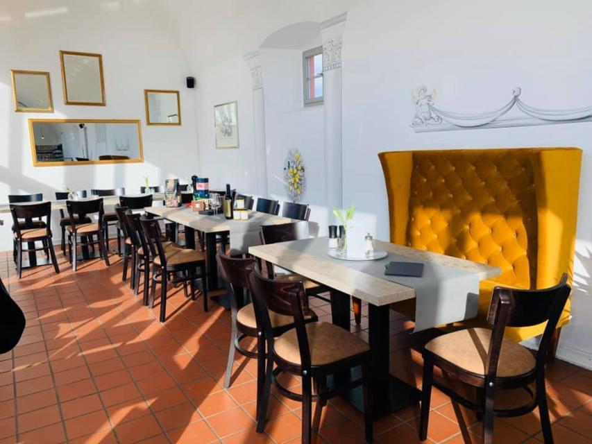 Café-Restaurant Schloss Seehof