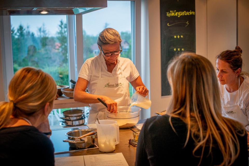 Sana e Salva | vegetarische & vegane Kochkurse und Kochevents