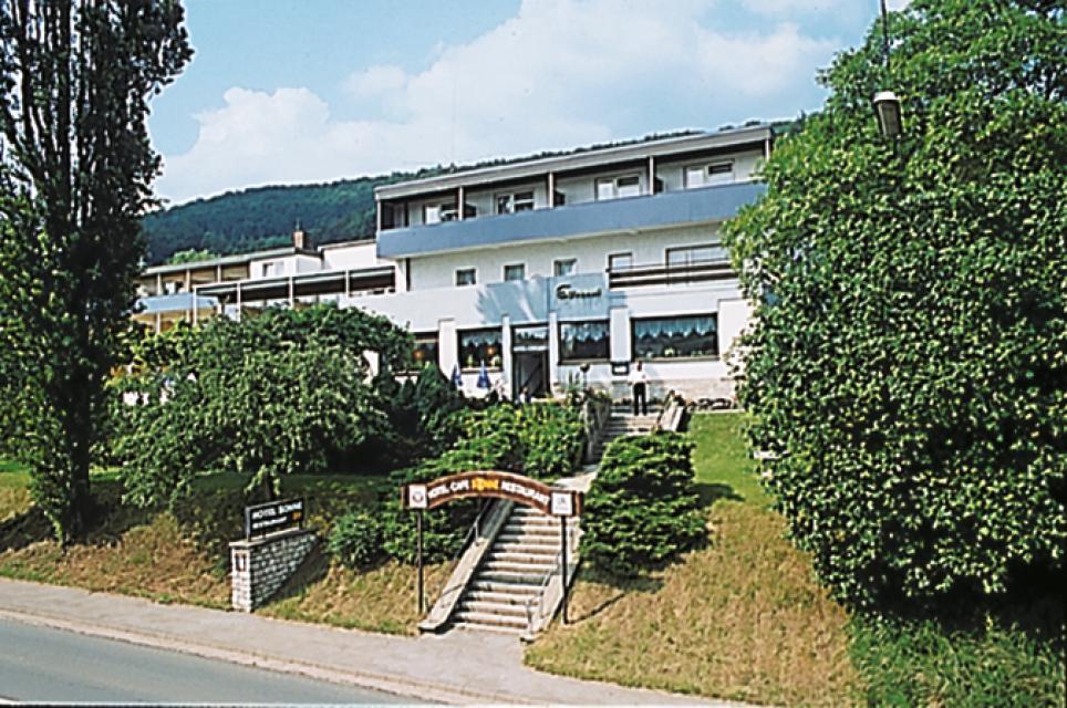 Restaurant - Café - Hotel Sonne - Würgau