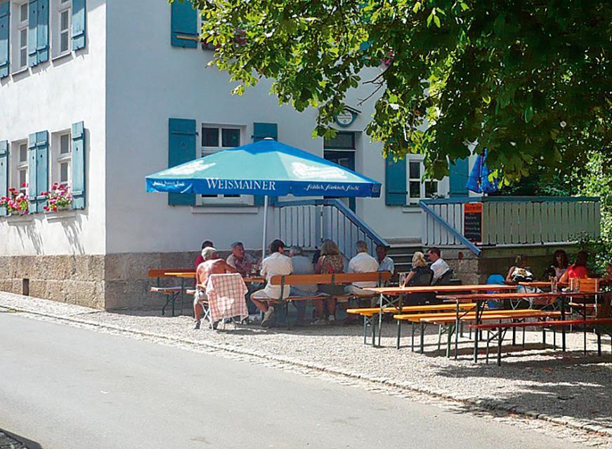Gasthof - Campingplatz Waldmühle