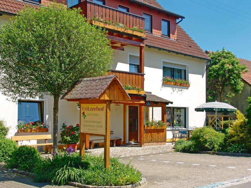 Privatzimmer Fritzerhof