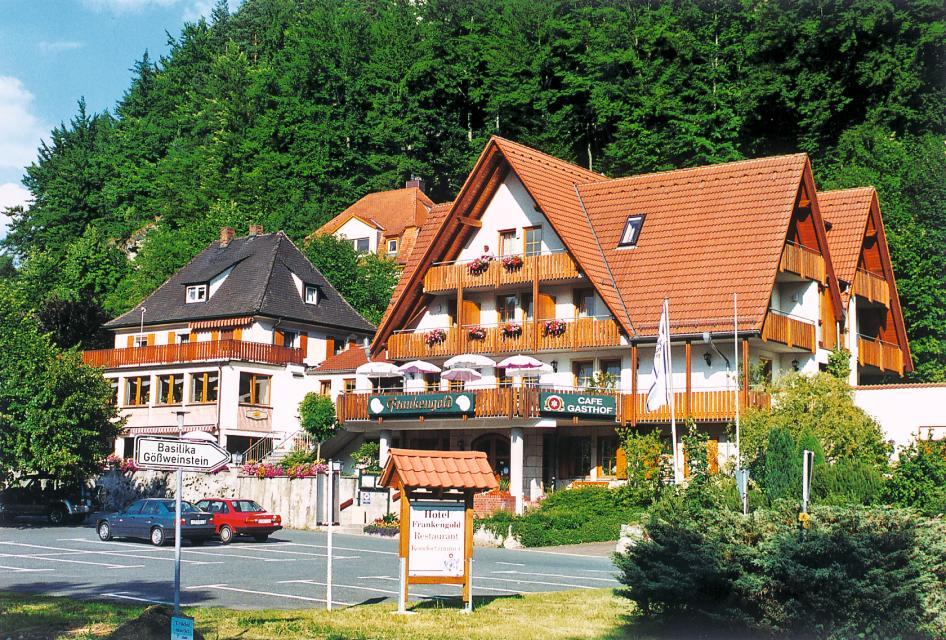 Landhotel - Gasthof Frankengold