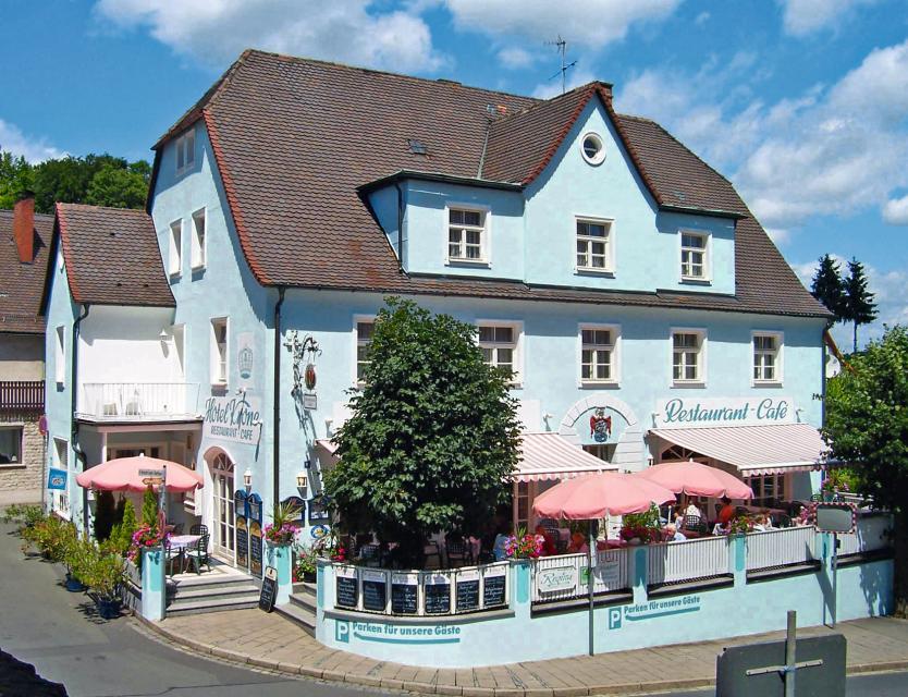 Hotel - Restaurant - Café Krone