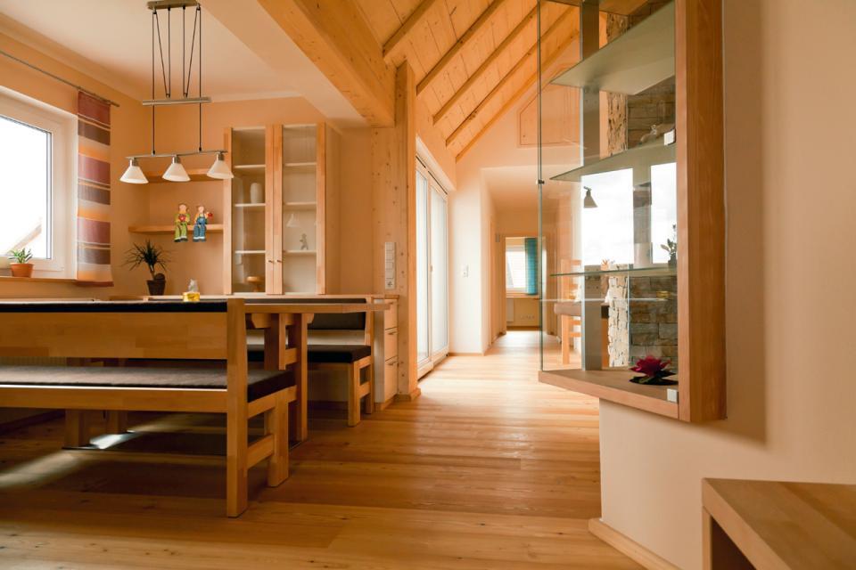 Familien-Ferien-Wohnung by Holzbau Keller