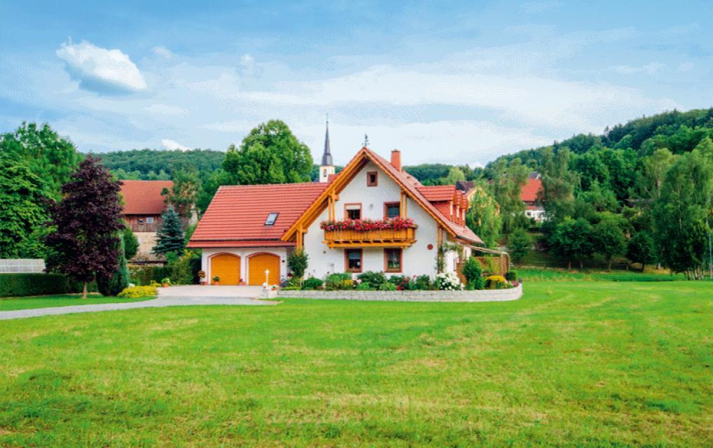 Urlaub im Lochautal