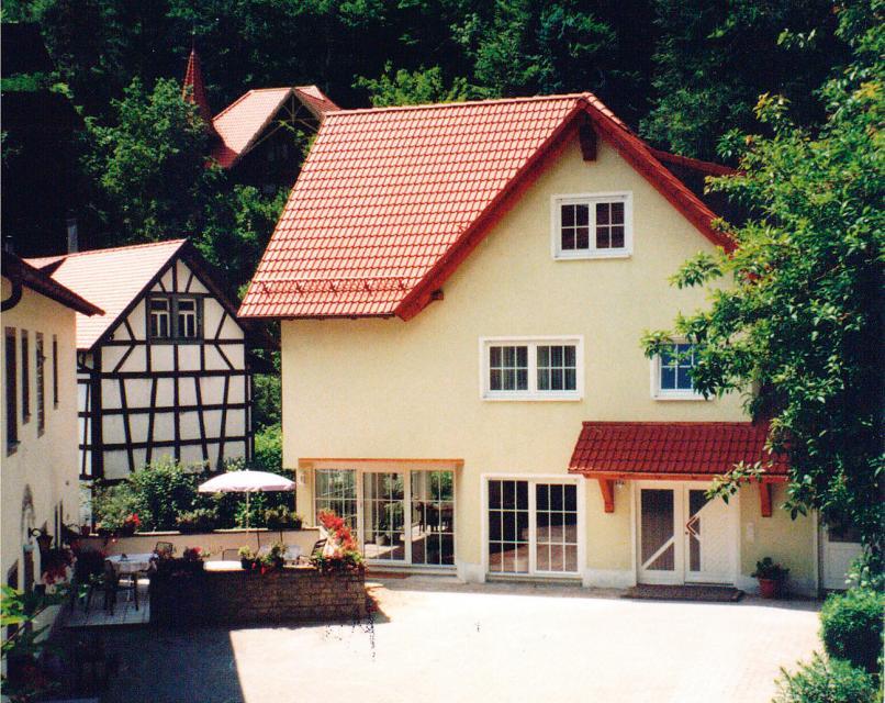 Ferienwohnungen Haus Babett