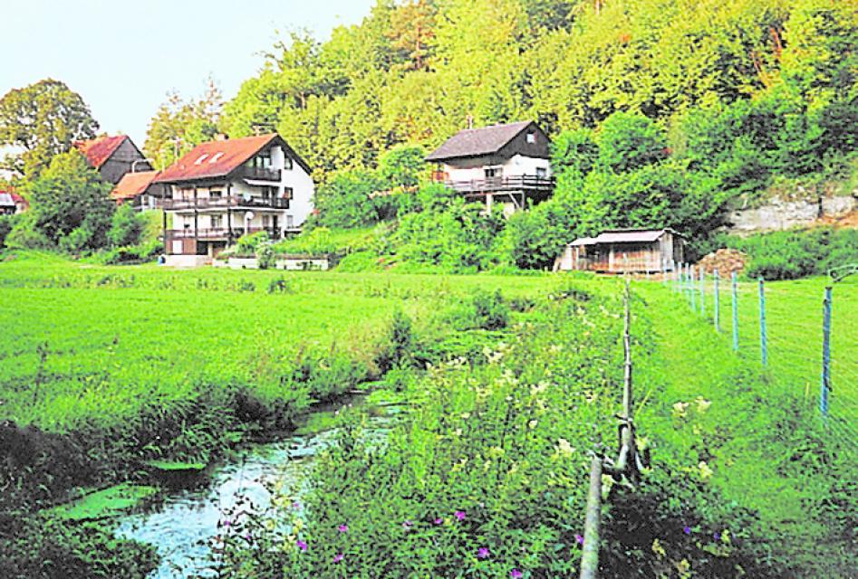 Ferienwohnung Blick ins Kainachtal