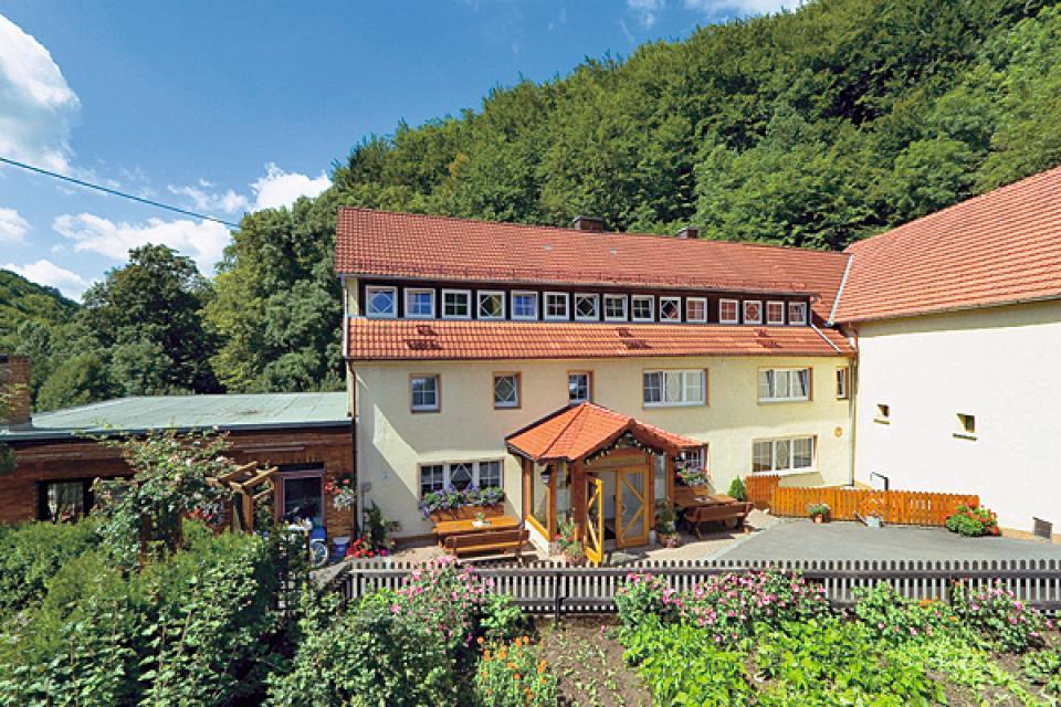 Gasthof Schlehenmühle-FW