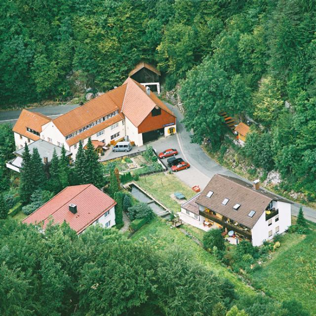 - GH Schlehenmühle