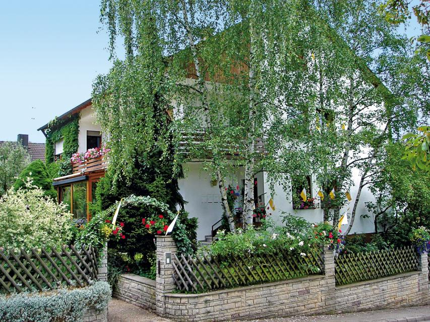 Ferienwohnung Haus Jägersburg