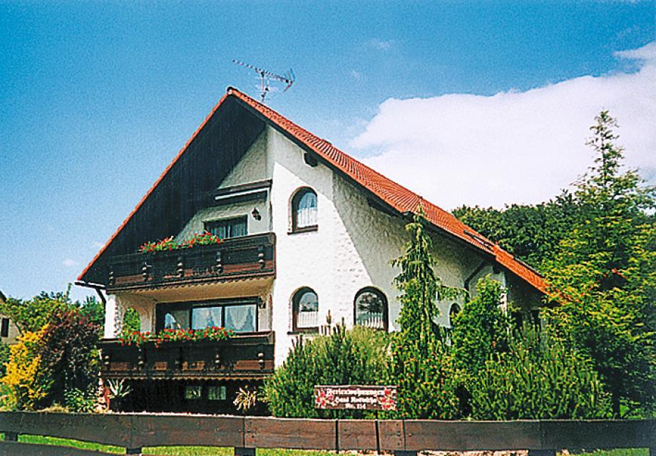 Ferienwohnung Haus Roswitha