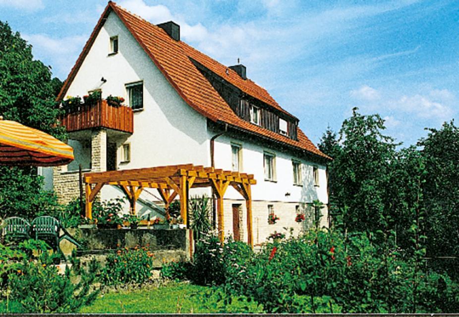 """Ferienwohnung """"Haus Schottenberg"""""""