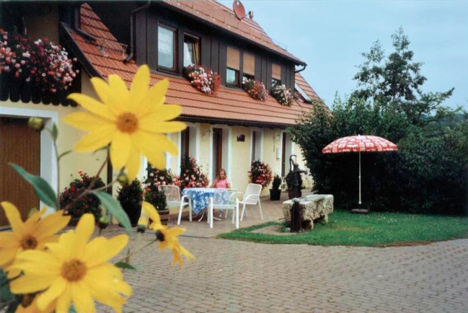 Ferienwohnung Hollfelder
