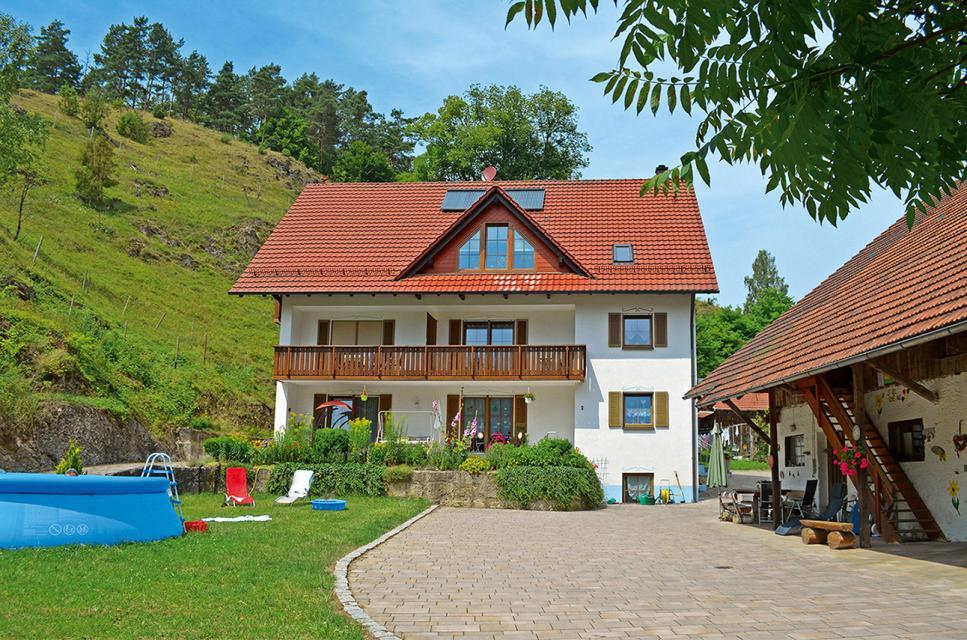 Urlaub auf dem Bauernhof Familie Böhmer