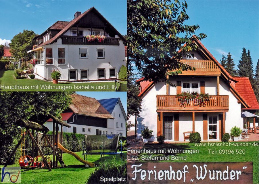 Ferienhof Zum Aufseßtal