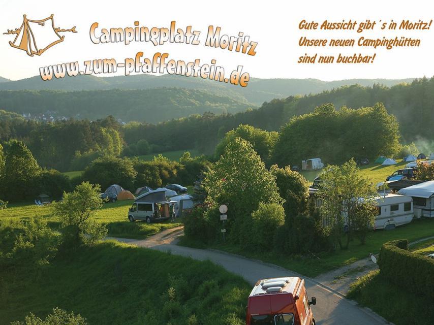 Campingplatz Moritz