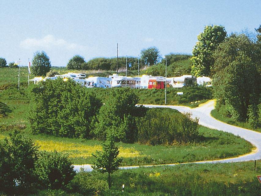 Wohnmobilpark Pottenstein