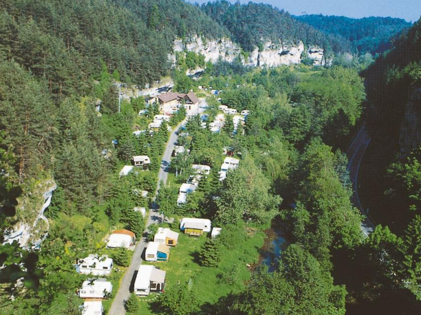 Campingplatz Bärenschlucht