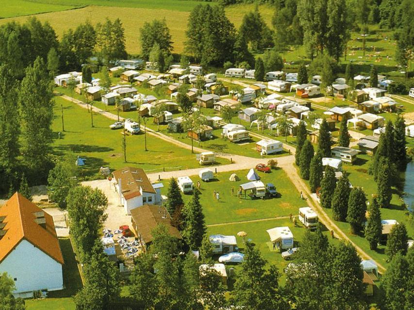 Campingplatz Steinerner Beutel