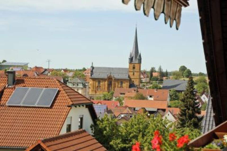- FeWo Vor den Toren Bambergs - Kraus