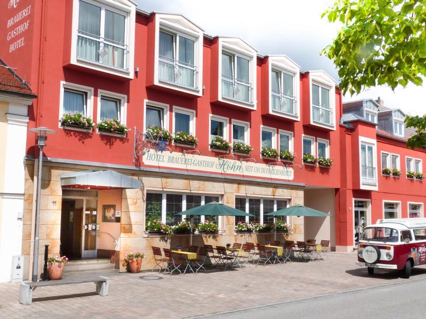 Hotel & Brauerei-Gasthof Höhn