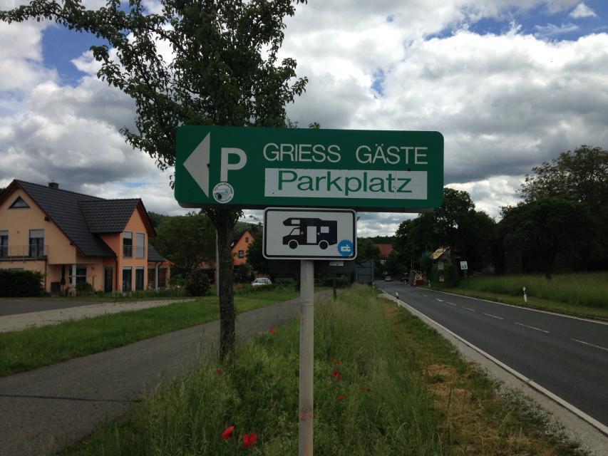 Wohnmobilstellplatz Geisfeld Brauerei-Gasthof Griess