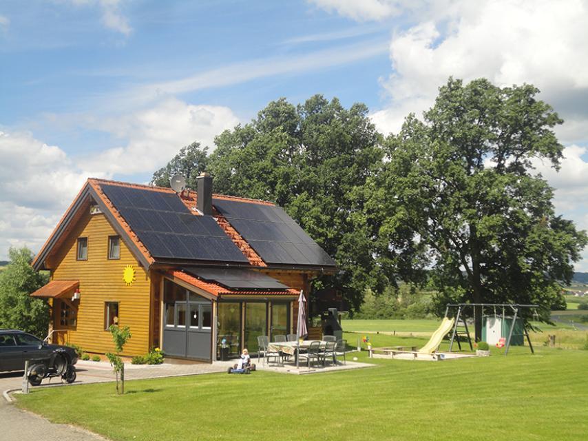 Ferienlandhaus Ahorntal