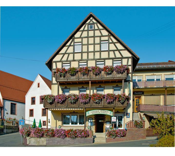 Gasthof Pension               Fränkische Schweiz