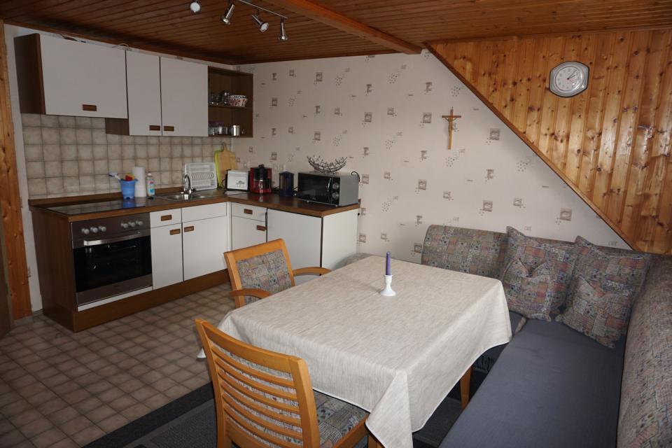 Ferienwohnung Haus Burgblick