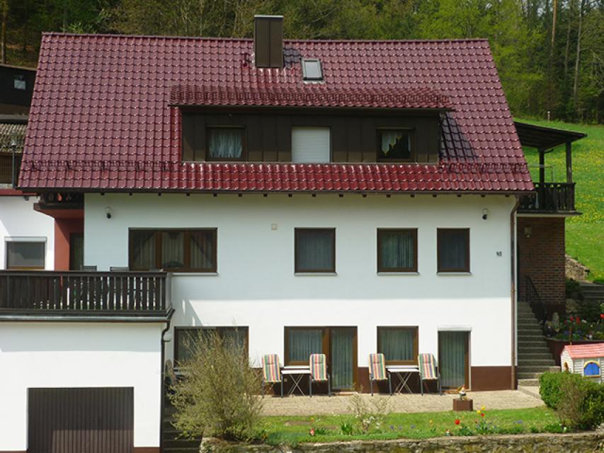 Haus Waldesruh - Fewo