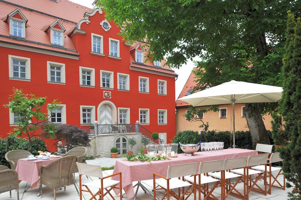 Schlossgastliches Betzenstein