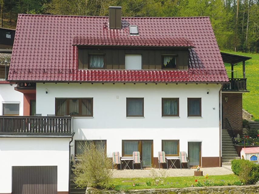 Haus Waldesruh - Zimmer